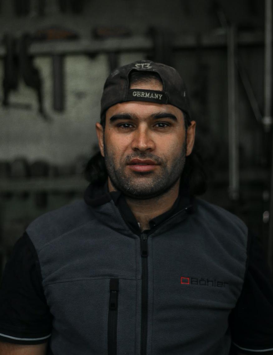 Sherzad Khogyani Shukorullah